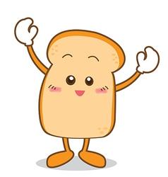 Bread 05 vector image vector image