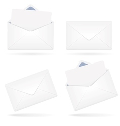 Set of envelopes vector