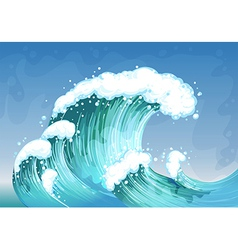 A very big wave vector