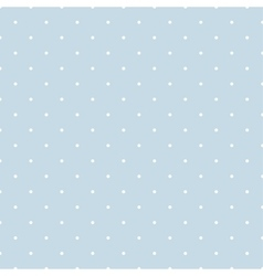 Polka dot seamless background vector