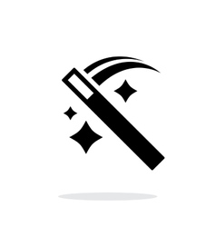 Move magic wand icon vector image vector image