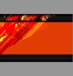 Background orange texture vector