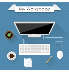 Workspace vector