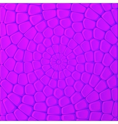 Violet bricks abstract background vector