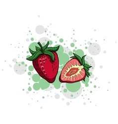 Strawberrystyle vector