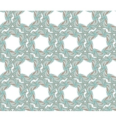 Light blue seamless pattern vector image vector image