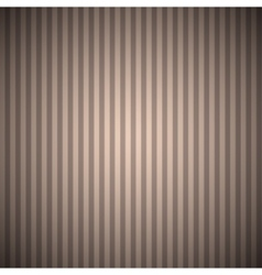Vintage beige and brown striped seamless pattern vector