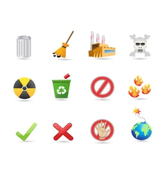 Special icon for eco design vector