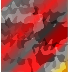 Bright red gray background vector