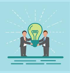 Idea concept business vector