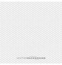 White background - geometric seamless texture vector
