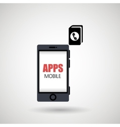 App mobile design vector