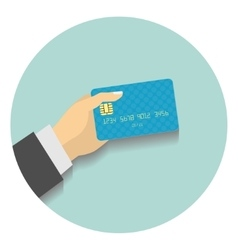 Card to pay vector