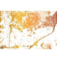 Distress paint texture vector