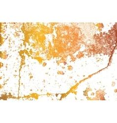 Distress paint texture vector