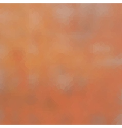 Abstract cloudy pink orange pattern background vector