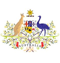 Australia vector