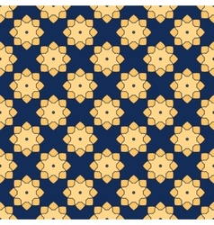 geometric pattern Seamless texture of vector image vector image