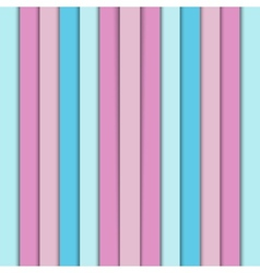 Geometric background with stripes vector