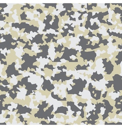 Seamless background with camouflage vector