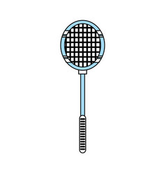 racket vector image vector image