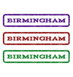Birmingham watermark stamp vector