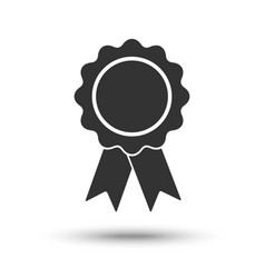 Award icon sign simbol isolated on white vector