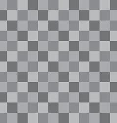 Popular black white gray color tone checker chess vector