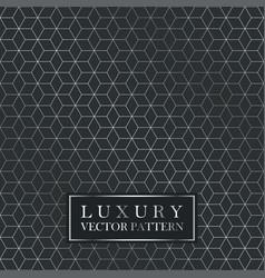 luxury seamless geometric pattern - grid gradient vector image