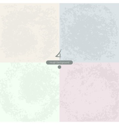 Rough background vector image