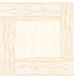Hand drawn decorative abstract doodle background vector