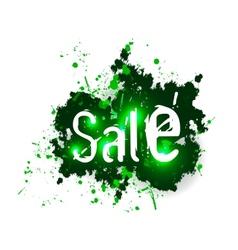 Sale grunge background vector