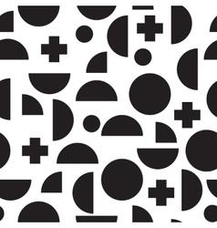 Fashion style seamless pattern vector