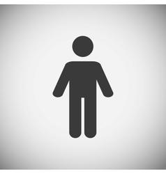 Man application icons vector