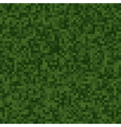 Camouflage military pixel background vector