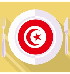 Kitchen of tunisia vector