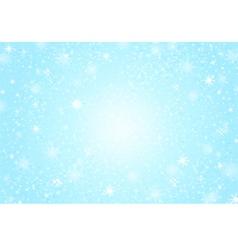 Stars in the sky vector image