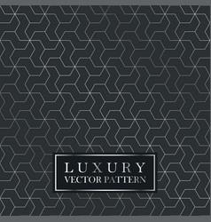 Luxury seamless geometric pattern - grid gradient vector