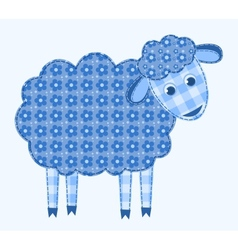 Application sheep vector