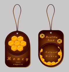 honey vector image vector image