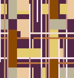 pattern line4 vector image vector image
