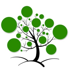 tree clipart vector image