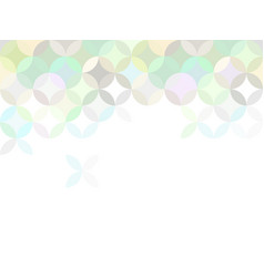 abstract pattern repetitive background vector image