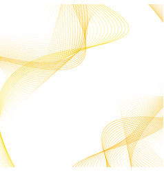 Satin soft mild golden lines layout vector
