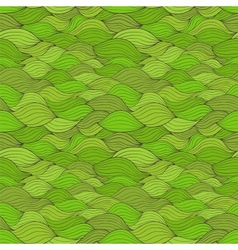 Wavy seamless pattern vector