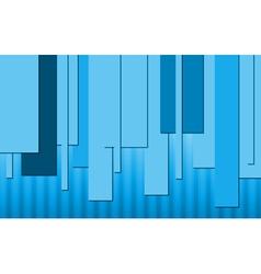 Elegant blue backdrop vector image