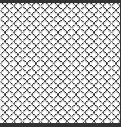 White and black background vector image