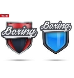 Premium symbols of Boxing Tag vector image vector image