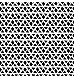 Rhombus simple seamless pattern hand drawn vector