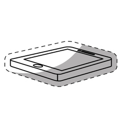 Optimization and tuning smartphone database icon vector